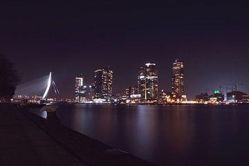 Rotterdam skyline von Willem-Jan Trijssenaar