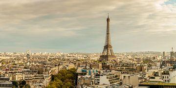 Paris Skyline von davis davis