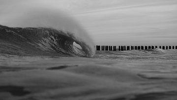 Die Kraft des Meeres. von Erwin de Visser