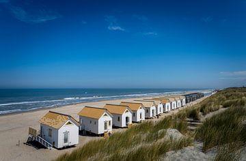 Strandhäuser. von Jolanda Bosselaar