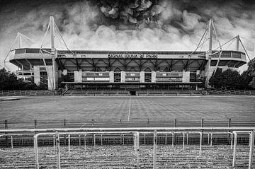 Stadion BVB  SW von Johnny Flash