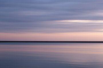 Blaue Stunde von Alexander Bogorodskiy