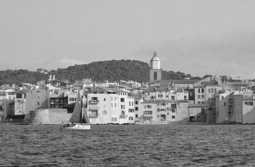 Journée tranquille à Saint-Tropez sur Tom Vandenhende
