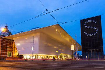 Stedelijk Museum Amsterdam van