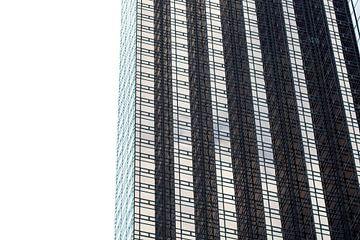 Wolkenkratzer New York von Photo Dutch