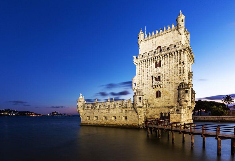 Torre de Belem (Lisbonne) sur Frank Herrmann