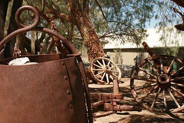 Death Valley Stove pipe wells 2 van Karen Boer-Gijsman