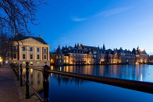 Binnenhof Den Haag von