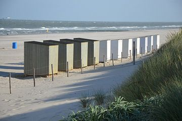 Strandhäuschen von Corinna Vollertsen