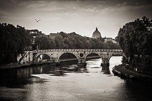Rome - Ponte Sisto Bridge