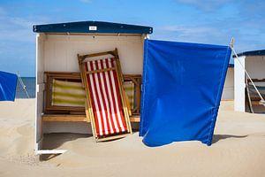 Strandhuisje 88 bij Katwijk aan Zee