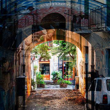 Die Farben von Salerno von Caroline Boogaard