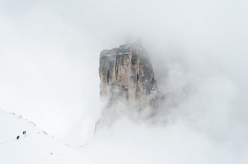 Avontuur in de Dolomieten in de winter van iPics Photography