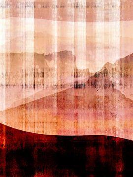 Bergen van de Zijderoute van Jacob von Sternberg