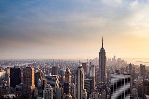 New York Panorama VIII van