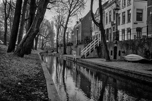 Nieuwe gracht,  Utrecht van
