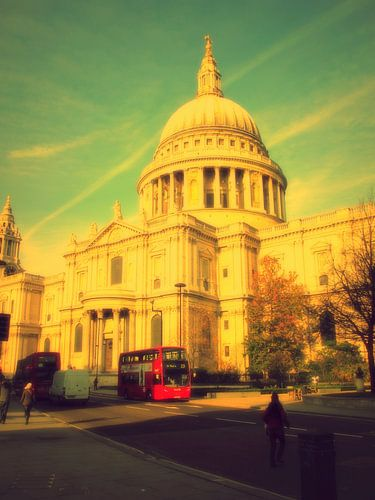 St Paul's Cathedral. Londen.