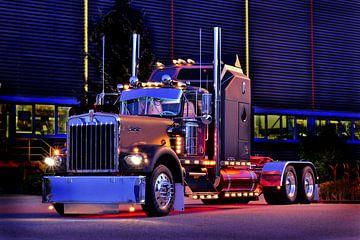 Camion américain sur Ingo Laue