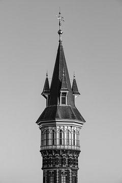Der Wasserturm der Silberstadt Schoonhoven von van Buren Fotografie