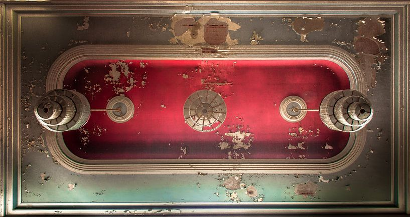 Symmetrie van Olivier Van Cauwelaert