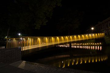 Loopbrug Tiel van Wijco van Zoelen