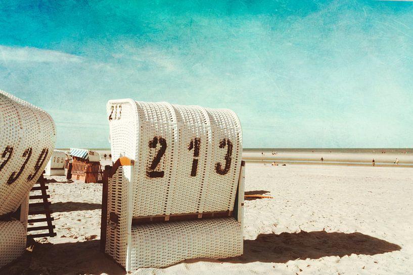 Baltic Beach Chair no 213 van Dirk Wüstenhagen