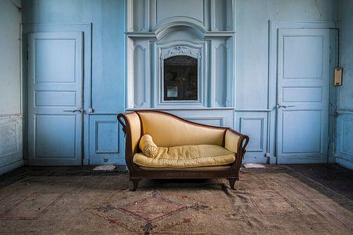 lounge chair van Kristof en Petra