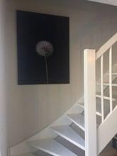 Klantfoto: Wachten op de wind van Jasper van der Vos, als print op doek