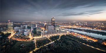 Weense stadslichten van Florian Schmidt
