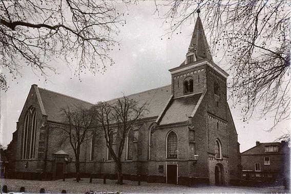 Dorpskerk van Maarssen van Jan van der Knaap
