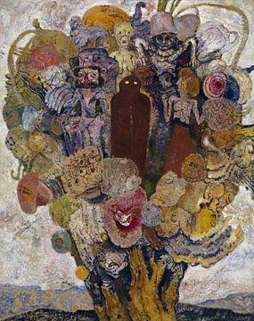 Blühender Baum, Frits van den Berghe, 1930 von Atelier Liesjes