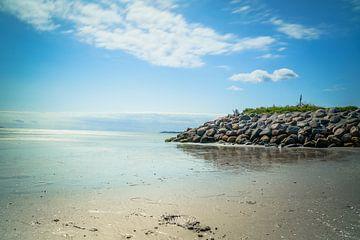 De voetstap in zee van Tina Linssen