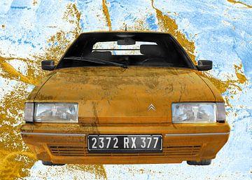 Citroën BX van aRi F. Huber