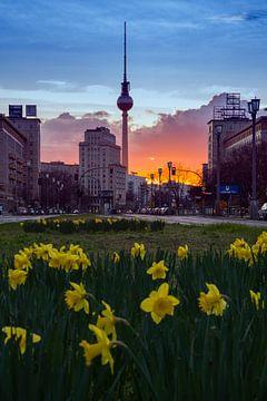 Fernsehturm Berlin von Heiko Lehmann