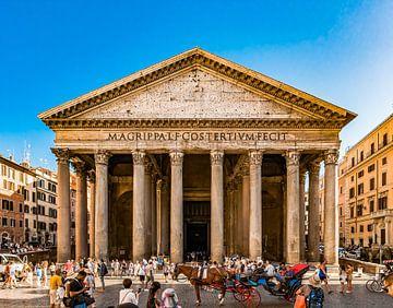 Parthenon, Rome van TPJ Verhoeven Photography