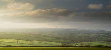 English landscape sur Marloes van Pareren