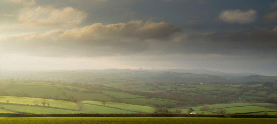 Engels landschap van Marloes van Pareren
