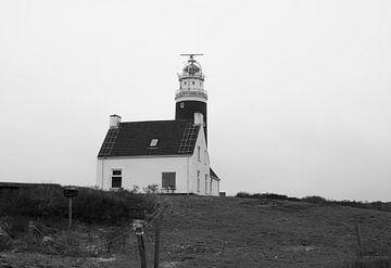 Haus des Leuchtturmwärters von Lynlabiephotography