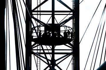 London Eye von Marc van Gessel