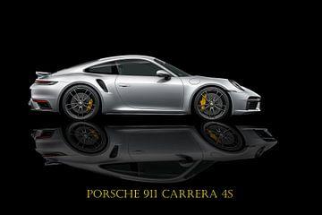 Porsche 911 Carrera 4S van Gert Hilbink