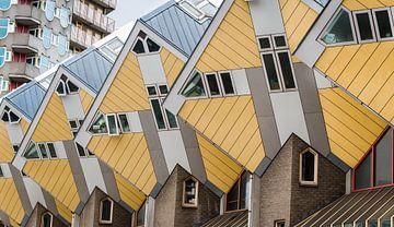 Kubuswoningen, Rotterdam van Lorena Cirstea