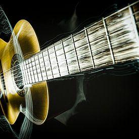 Akoestische gitaar van Luc V.be