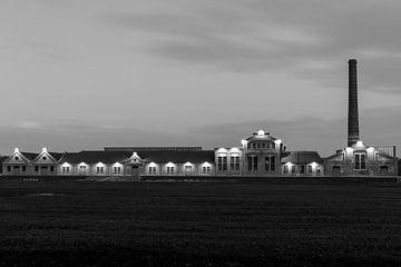 "Strokarton-Fabrik ""De Toekomst"" von Anjo ten Kate"