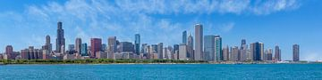 Chicago Skyline | Panorama