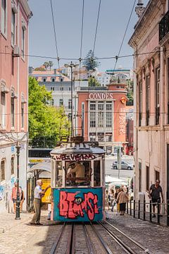 Voyages en tramway sur Karin Riethoven