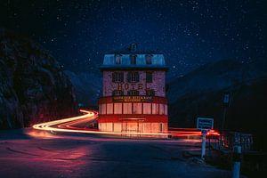 Hotel Belvedere, Schweiz