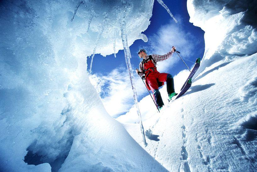 Skitour von Menno Boermans