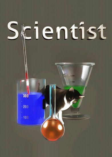 Katten: wetenschapper