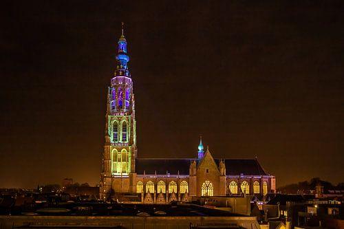 Breda -Grote Kerk - Betoverend Breda