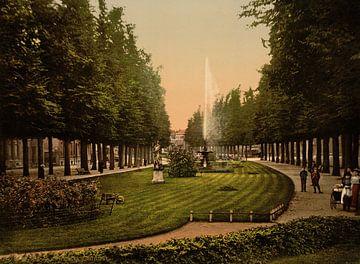Janssingel, Arnhem sur Vintage Afbeeldingen
